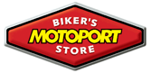 Logo Motoport - Bikers Store