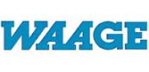 Logo Waage - Das Farbenhaus am Hamburger Hafen